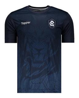 Camisa Remo Aquecimento Topper 2017 Original 4200615-1554