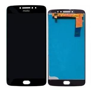 Tela Display Lcd Touch Moto Motorola E4 Plus Xt1770 Xt1773 Frontal Completa Original + Garantia