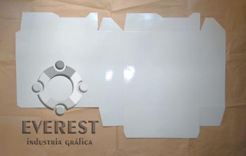 Imagen 1 de 4 de Caja Para Juguetes Jug1 Sublimable X 10u Packaging 31,5cm