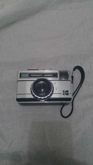 Câmera Fotográfica Antiga Kodak 177xf