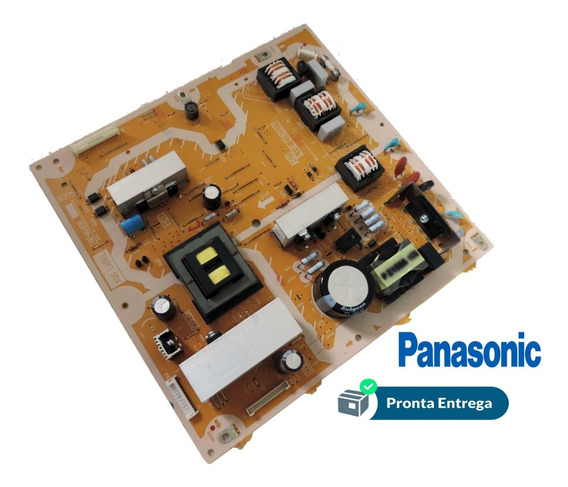 Placa Fonte Tv Panasonic Tc-42u30b Original C/garantia