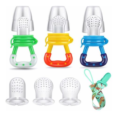 Imagen 1 de 4 de 3 Chupos Alimentador Para Bebes