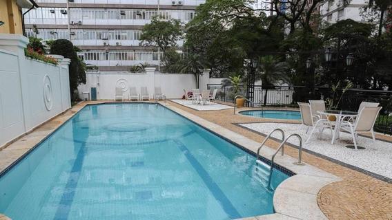 Apartamento Com 2 Dormitórios Para Alugar, 50 M² Por R$ 3.400/mês - Bela Vista - São Paulo/sp - Ap6917