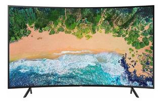 "Smart TV Samsung Series 7 UN55NU7300FXZA LED curvo 4K 55"""