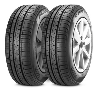 Kit X2 Pirelli 185/65 R14 P400 Evo Neumen Ahora18