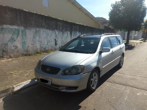 Toyota Fielder Manual