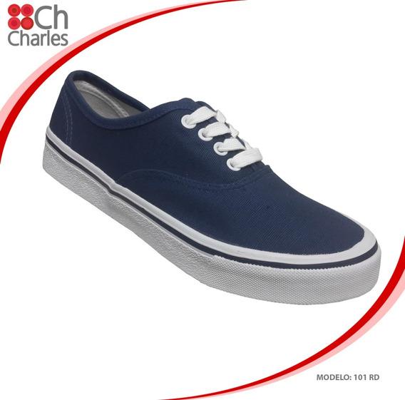 Zapatos Tipo Vans Deportivo