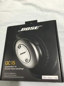 Caixa Embalagem Fone De Ouvido Bose Quiet Confort 15 Qc15