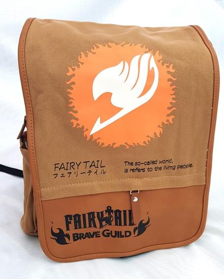 Fairy Tail Maleta Morral Portátil 14 Importada