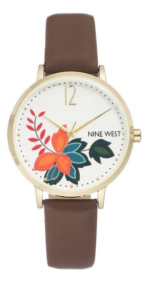Reloj Mujer Nine West Nw2208svbn