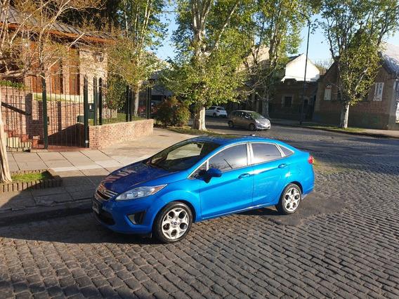 Ford Fiesta Kd Trend Plus - Versión Mexicana