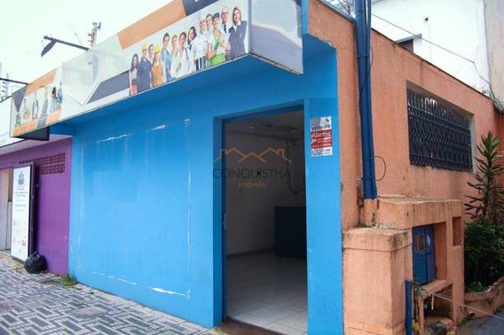 Casa Comercial - Centro - Ref: 2338 - V-4522