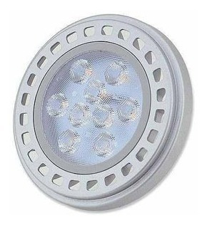Lampara Led Ar111 Macroled 11w 12v G53 Fria / Calida -oferta