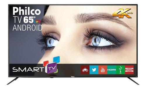 "Smart TV Philco PTV65A11DSGWA LED 4K 65"""