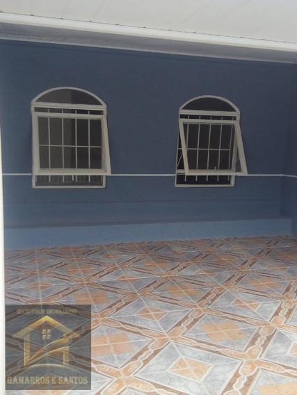 Casa Com 2 Quartos E Suíte Na Região Central De Quatro Barras - Ca00104 - 33749181