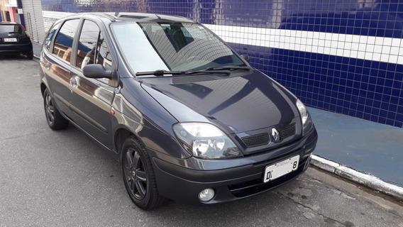 Renault Scenic 2003 Completo 1.6 Documento Ok