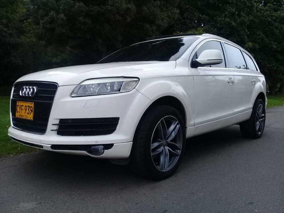 Audi Q7 Tdi.full Equipo 7 Puestos