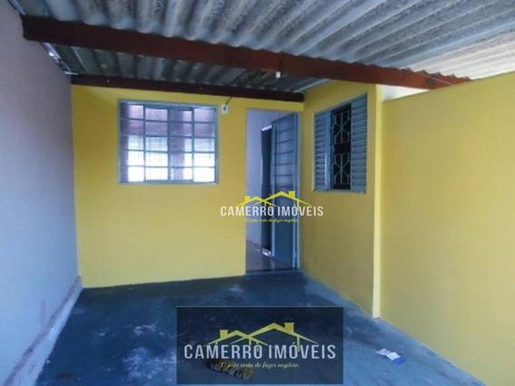 Casa Com 2 Dormitórios Para Alugar, 80 M² Por R$ 700,00/ano - Parque Liberdade - Americana/sp - Ca0047
