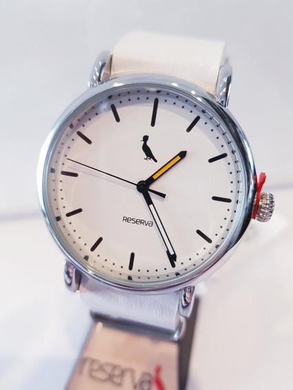 Relógio Masculino Reserva Pulseira Couro