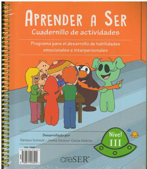 Aprender A Ser 3 Pack Alumno