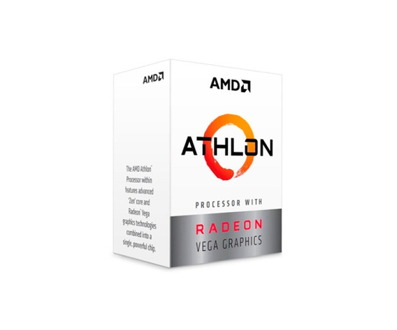 Processador Athlon 200ge 3.2ghz + Memória 4gb Ddr4 2666mhz