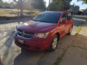 Dodge Journey 2.4 Sxt 5 Pasajeros Plus At