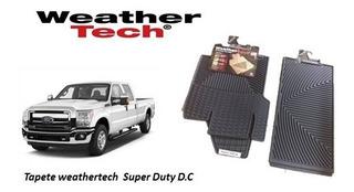 Oferta Especial Tapete Weathertech Goma Super Duty Dc.