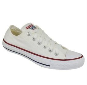 Tênis All Star Branco Ct00010001 Original C/nota
