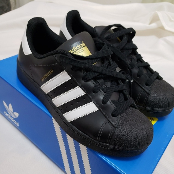 Tênis adidas Superstar Foundation Preto