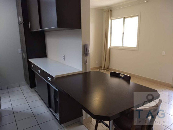 Apartamento Com 2 Dormitórios À Venda, 57 M² Por R$ 249.999,99 - Parque Villa Flores - Sumaré/sp - Ap0865
