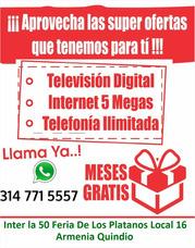 Internet Mas Television