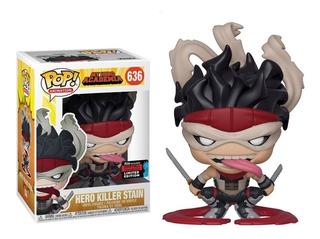 Funko Pop! Hero Killer Stain 636 - Nycc Exclusive Original