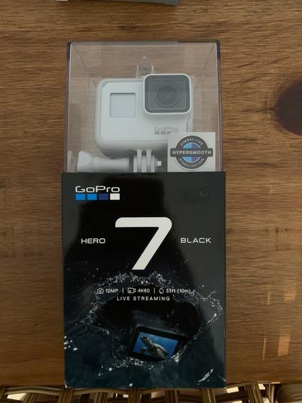 Gopro Hero7 Black - Cor Branca Limitada