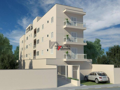 Apartamento Residencial Para Venda E Locação, Alvinópolis, Atibaia - Ap0184. - Ap0184
