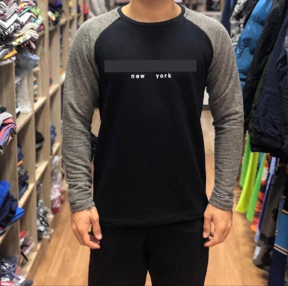Camisa Manga Longa Vários Modelos