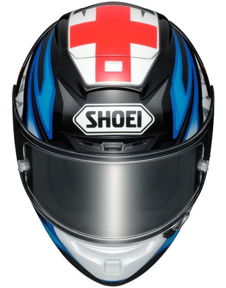 Capacete Shoei X Spirit 3 Bradley Smith