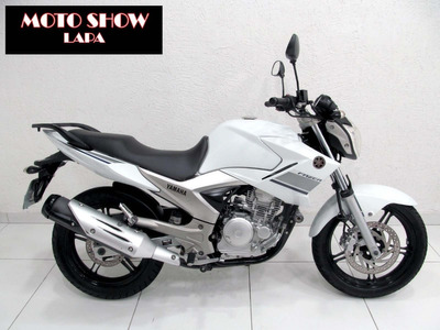 Yamaha Fazer 250 Branca 2014