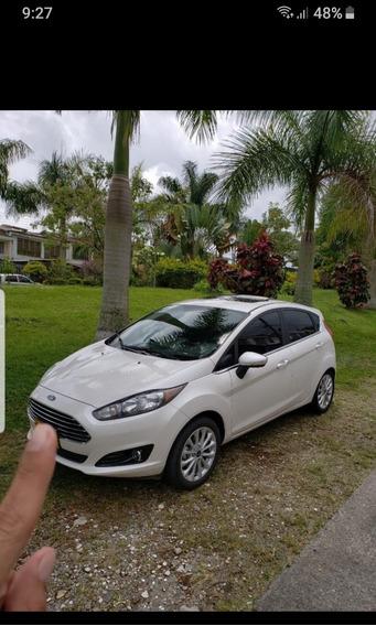 Ford Fiesta Fiesta Titanium Full