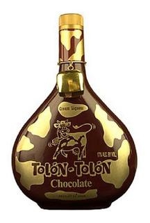Licor Cremoso Tolon Tolon Chocolate Cream Envio Gratis Caba