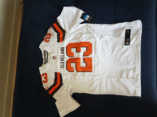 Jersey Cleveland Browns,tamanho M,s/ Uso.