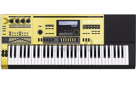 Teclado Casio Sintetizador Xwp1 Gold Loja Cheiro De Música