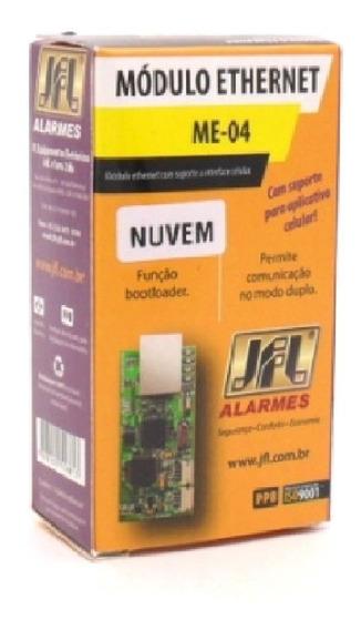 Modulo Ethernet Para Centrais De Alarme Jfl