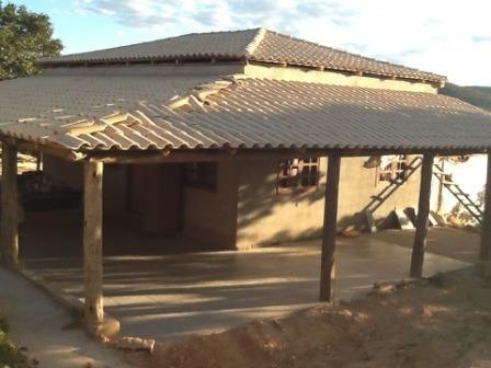 Terreno / Área Com 4 Quartos Para Comprar No Centro Em Santana Do Riacho/mg - 18523