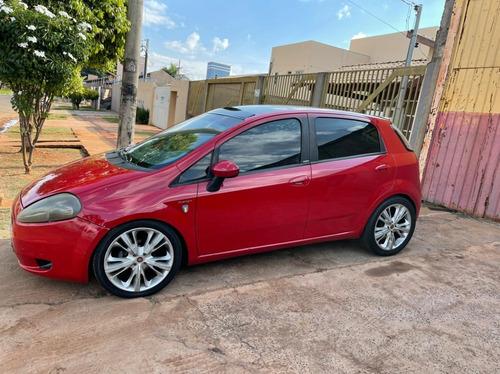 Fiat Punto 2012 1.6 16v Essence Flex Dualogic 5p