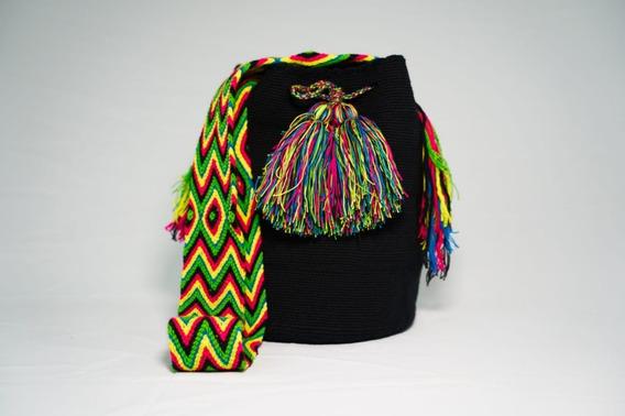 Bolsas Femininas Wayuu Direto Da Colômbia (orig) Frt Grátis