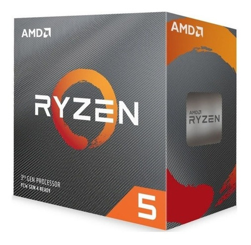 Imagem 1 de 2 de Processador Amd Ryzen 5 3600 Am4 3.6ghz A 4.2ghz 35mb Cache