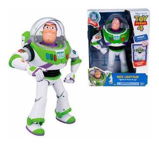 Toy Story 4 Buzz Lightyear (64451)-figura De Acción De Lujo