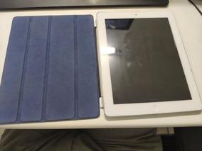 Ipad 4, 64g, Wifi + Celular E Smart Cover Original