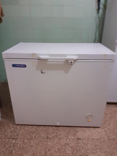 Congeladora Metalfrio 205 Litros