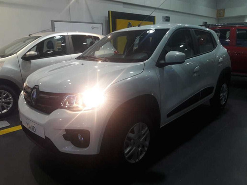 Renault Kwid Intense 0km 2021 Tasa 9.9% (jav)